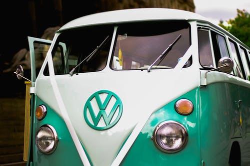 Volkswagen, gezinsauto's voor mannen