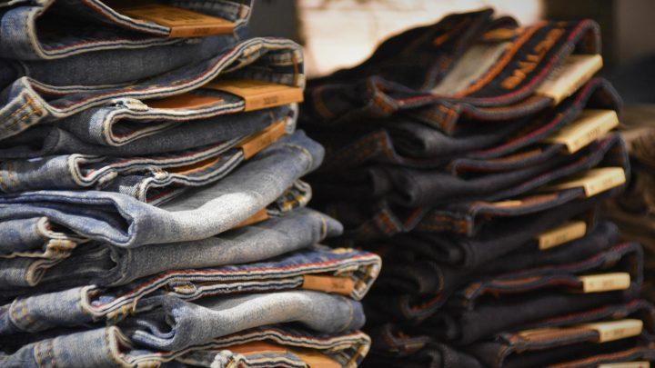 De wereld van jeans