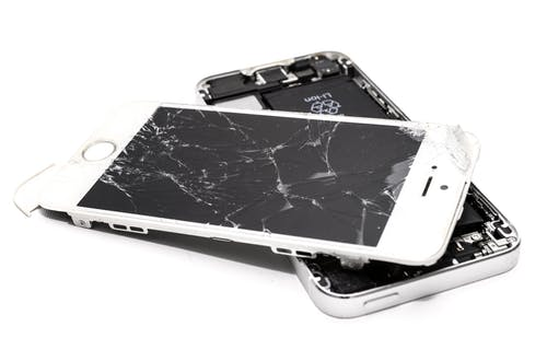 Het scherm van mijn iPhone is kapot, wat nu?